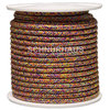 10mm PP 1500daN PP-Schnur 50m multicolor Seil Polypropylen ( multicolor cord, rope )
